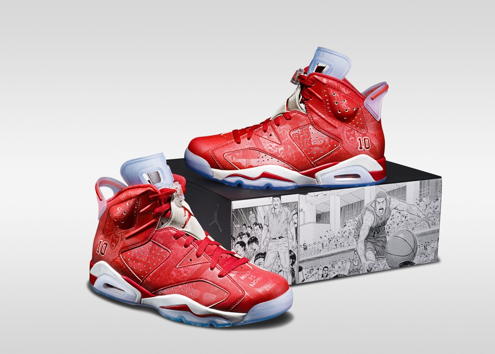cb50b9b2c81d amazon where can i buy best air jordan 6 slam dunk varsity red white 717302  600 d75e5 15f7c c2308  authentic inexpensive jordan x slam dunk collection  ...